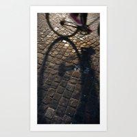 The Shoe Art Print
