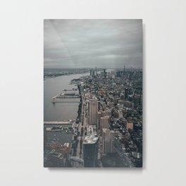 Landscape Photography by Jesus Benavides Metal Print