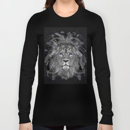 Don't Define Your World (Chief of Dreams: Lion) Tribe Series Long Sleeve T-shirt
