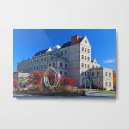 University of Toledo- McMaster Hall I Metal Print