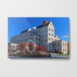 University of Toledo- McMaster Hall I Metal Print