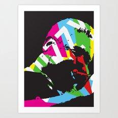 Dizzy Art Print