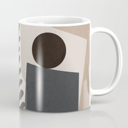 Shapes Abstract Coffee Mug