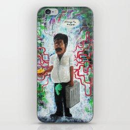 El Terminador iPhone Skin