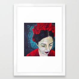More Than My Own Skin 3 Framed Art Print