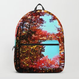 Fall Forest Delight Backpack