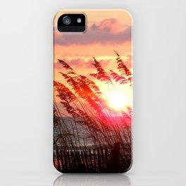 Sunrise Dunes iPhone Case