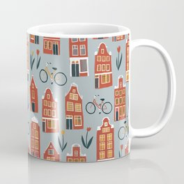 Charming Dutch Houses Coffee Mug