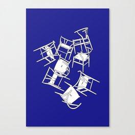 Y-stolen Canvas Print