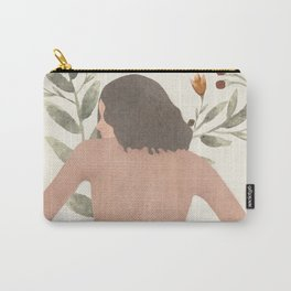 Female Beauty I Carry-All Pouch