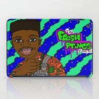 fresh prince iPad Cases featuring Fresh Prince of Bel Air by The POP Factory
