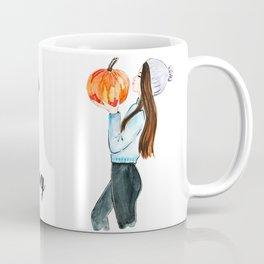 pumpkin spice everything Coffee Mug