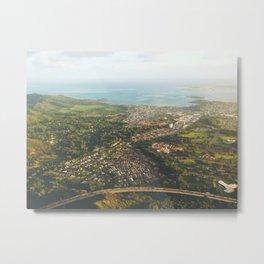 Kaneohe, Hawaii Metal Print