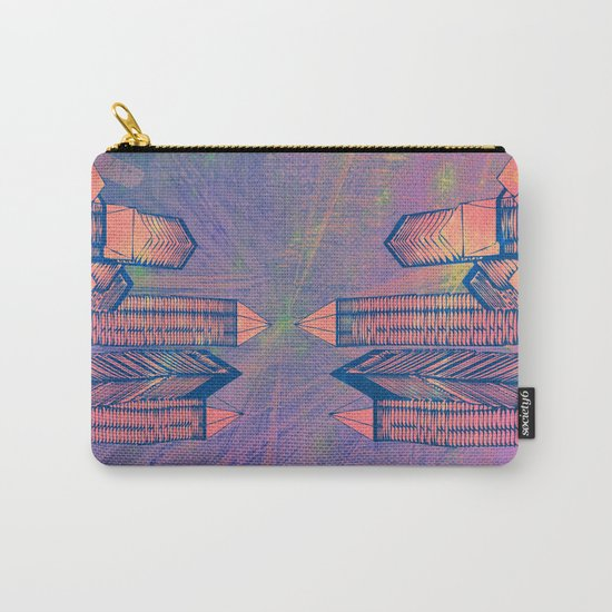 Cosmic Mirror 09-08-16 Carry-All Pouch
