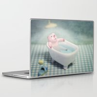 chill Laptop & iPad Skins featuring Chill by m4Calliope