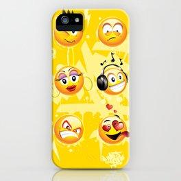 Emo-Gs iPhone Case