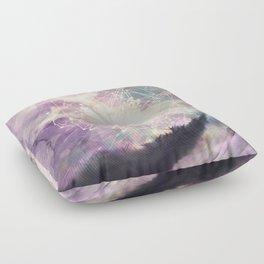 sacred geometry Floor Pillow