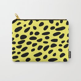 Yelow Cheetah Carry-All Pouch