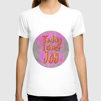 olivia joy T-shirts featuring Joy    by LebensART