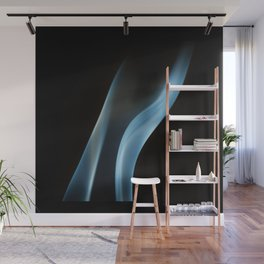 Incense Smoke Wall Mural