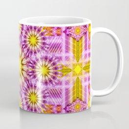 Celestial Matrix Mandala Coffee Mug