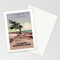 Killbear Provincial Park Stationery Cards