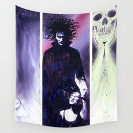 Sandman: Triptych Wall Tapestry