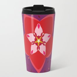 Hoya Red Travel Mug