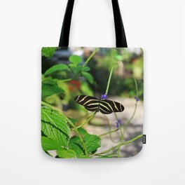In the Company of Longwings Tote Bag