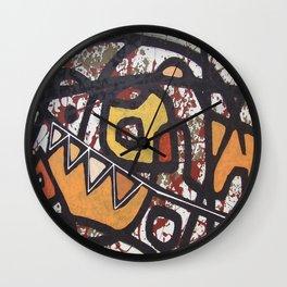 PAISAJE CON SIGNOS Wall Clock