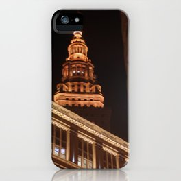 Night Lights... iPhone Case