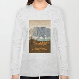 Kootenay National Park Long Sleeve T-shirt