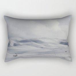 powder Rectangular Pillow