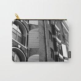 Window Shutter Textures Carry-All Pouch