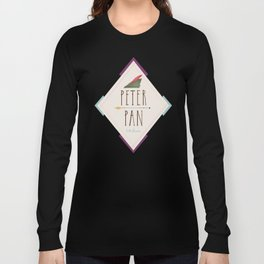 Peter Pan Long Sleeve T-shirt