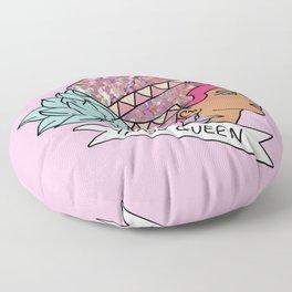 Yas Queen Eyptian Broad City Print Floor Pillow
