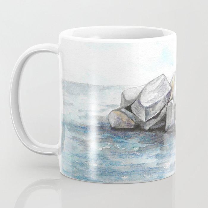Rocks Coffee Mug