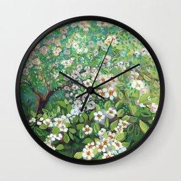 Cascading Wall Clock