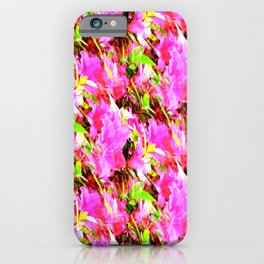 Ahhh the bliss of Spring.... iPhone Case