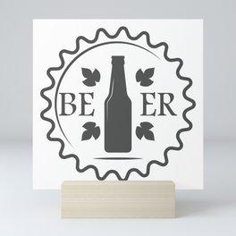 Beer style Fashion Modern Design Print! Mini Art Print