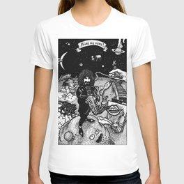 Frank Zappa - Kiss My Aura T-shirt
