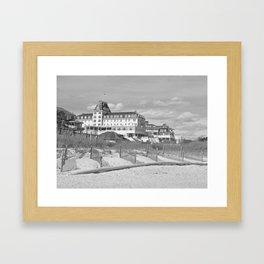 Ocean House Framed Art Print