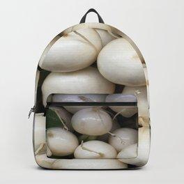 White RADish Backpack