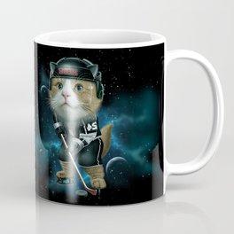 TEAM MEOW HOCKEY Coffee Mug