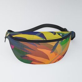 Tropical Sounds Fanny Pack