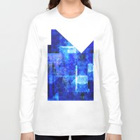 discount Long Sleeve T-shirts featuring Sapphire Nebulæ by ....