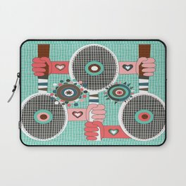 Tennis anyone? Laptop Sleeve