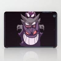 gengar iPad Cases featuring Nightmare by Jinny Hinkle