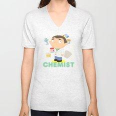 CHEMIST Unisex V-Neck