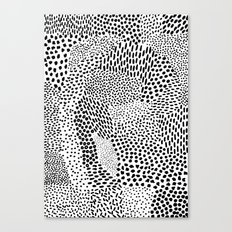 Graphic 80 Canvas Print